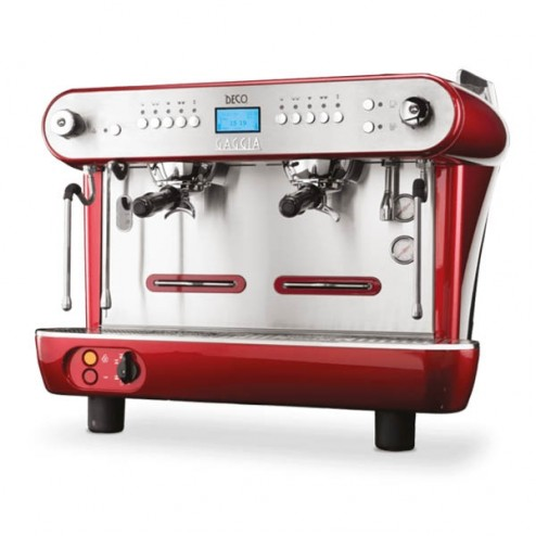 Gaggia Deco Evo Tall Cup 2 Groups