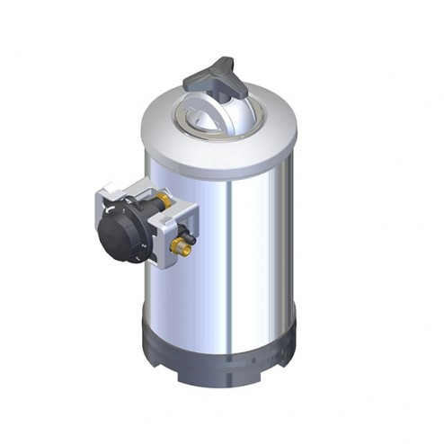 Manual water softener model IV8