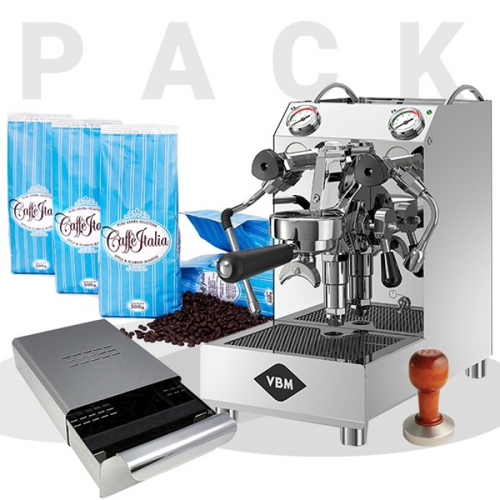 VBM Domobar Junior HX Espresso Machine - 1st-line ...