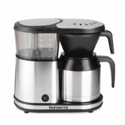 5-Cup One-Touch Thermal Carafe Coffee Brewer - Bonavita