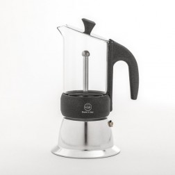 Moka Induction with Glass 3T - E&B LAB