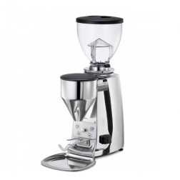 Mazzer Mini model B Polished Aluminium