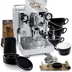 Quick Mill Rubino & Caffè Italia Kit Edition 3