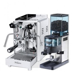 Quick Mill Milano & Rancilio MD40ST