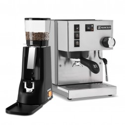 Rancilio Silvia V6 E 2020 Latest Edition + Anfim Haus Self