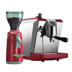 Nuova Simonelli Oscar II Red & Grinta AMMT Red