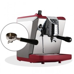 Nuova Simonelli Oscar II Red & Nuova Simonelli Filter Holder