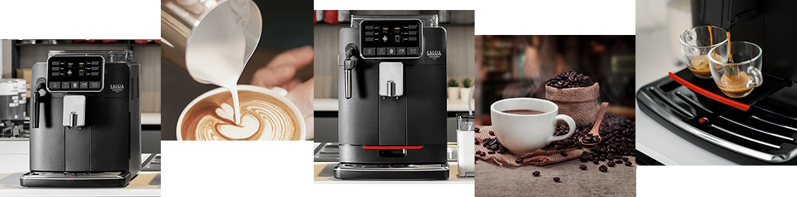 Gaggia Cadorna Coffee Machines