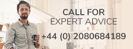 Call for Expert Advice: +44(0)2080684189
